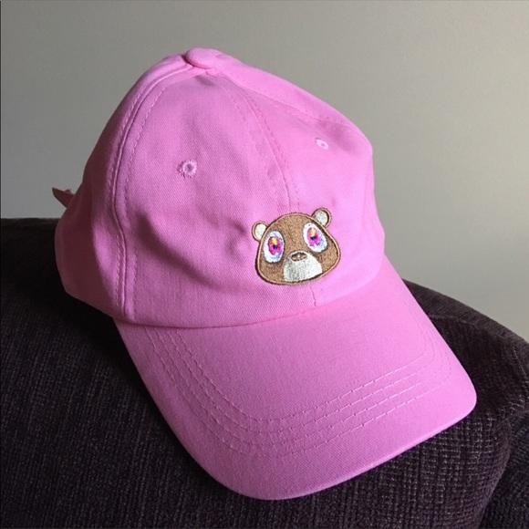 676ff3473128ab Accessories | New Pink Panda Dad Hat Cap | Poshmark